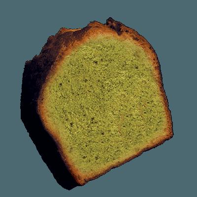 Cake thé vert amande