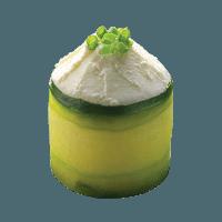 Tulip concombre cheese