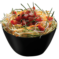 Poke Bowl Detox by Mareva Galenter