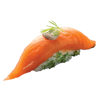 Sushi Saumon Gravlax