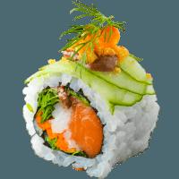 Roll Saumon Gravlax
