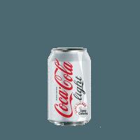 Coca Cola 33cl light