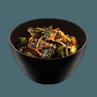 Salade Concombre Miso Rouge