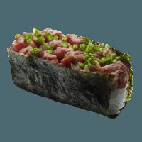 Beef Tartar Sushi