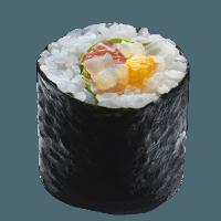 Citrus & Basil Sea Bream Maki