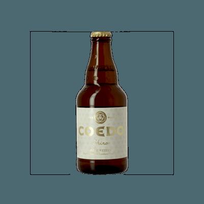 Bière Coedo Shiro