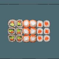 salmon-mix