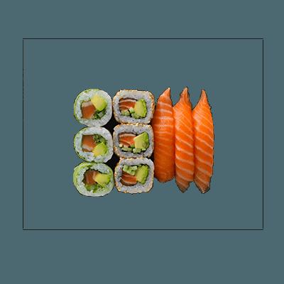 1/2 Just Salmon