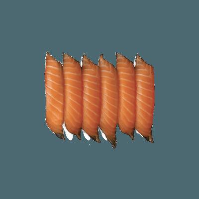 Sushi Saumon - 6 pièces