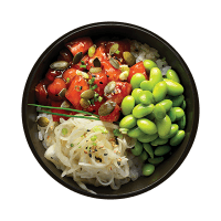 Poke Bowl Saumon