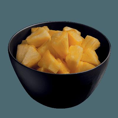 Salade d'ananas