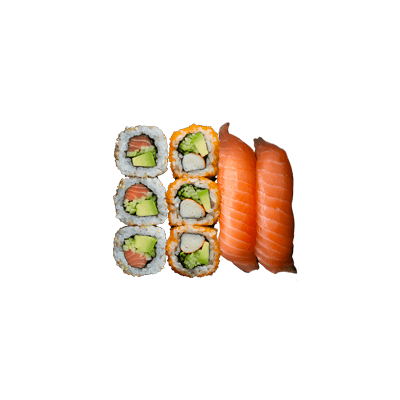 Little Surimi Salmon