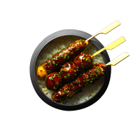 Brochettes mix