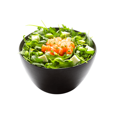Small Bowl Saumon Feta