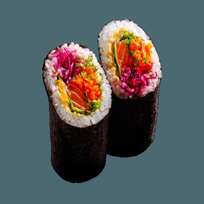 Maki Wrap Saumon